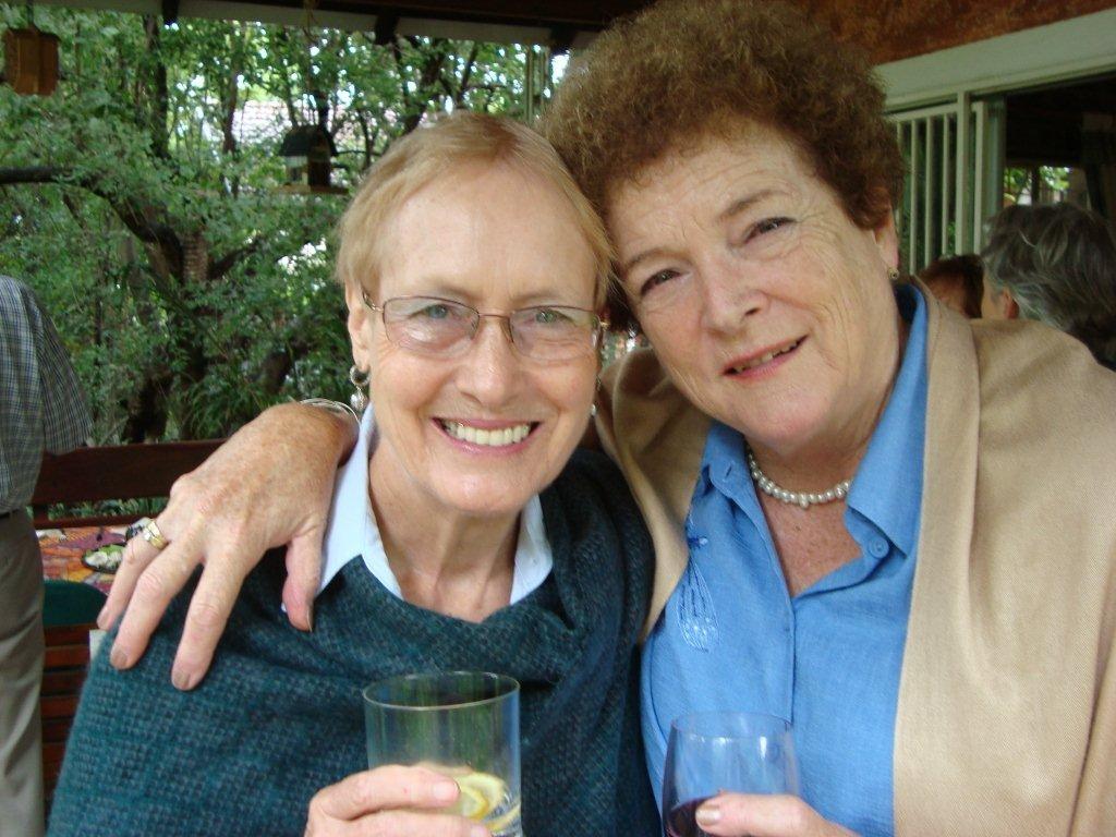 Joy and Rose 2011